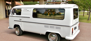 VW Camper Hearse