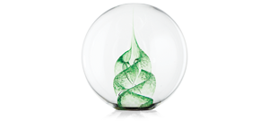 Green The Memorial Paperweight
