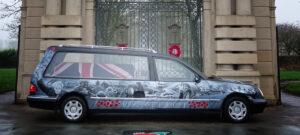 Armed Forces Hearse
